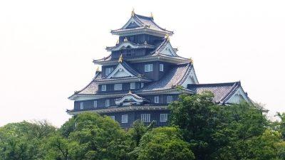 岡山城(岡山県)