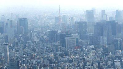 スカイツリーからの眺望(東京都)